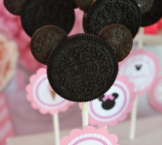 Doces da Minnie